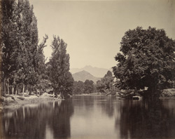 View on the Dhul Canal, Kashmir. 1197